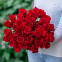 """Букет """"51 красная роза"""" купить"""