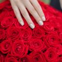 Букет из 101 красной розы (Россия) заказать