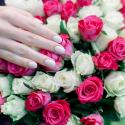 """Букет """"101 белая и розовая роза"""" заказать"""