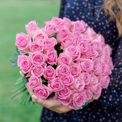"Букет ""51 розовая роза"""