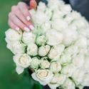 Букет 51 белая роза купить