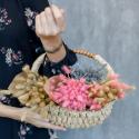 Букет сухоцветов с доставкой
