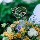 Букет с полевыми цветами