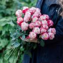 Букет из 25 роз Sweetness 70 см (Эквадор) с доставкой