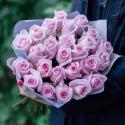 Букет из 25 роз Engagement (Эквадор) 60см