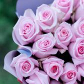 Букет из 25 роз Ангажемент с доставкой