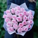 Букет из 25 роз Engagement (Эквадор) заказать