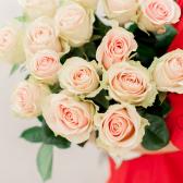 Букет из 15 розовых роз 70 см (Эквадор) заказать