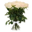 """Букет """"19 белых роз"""" заказать"""