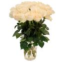 """Букет """"31 белая роза"""" заказать"""