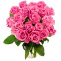 """Букет """"19 розовых роз"""" купить"""