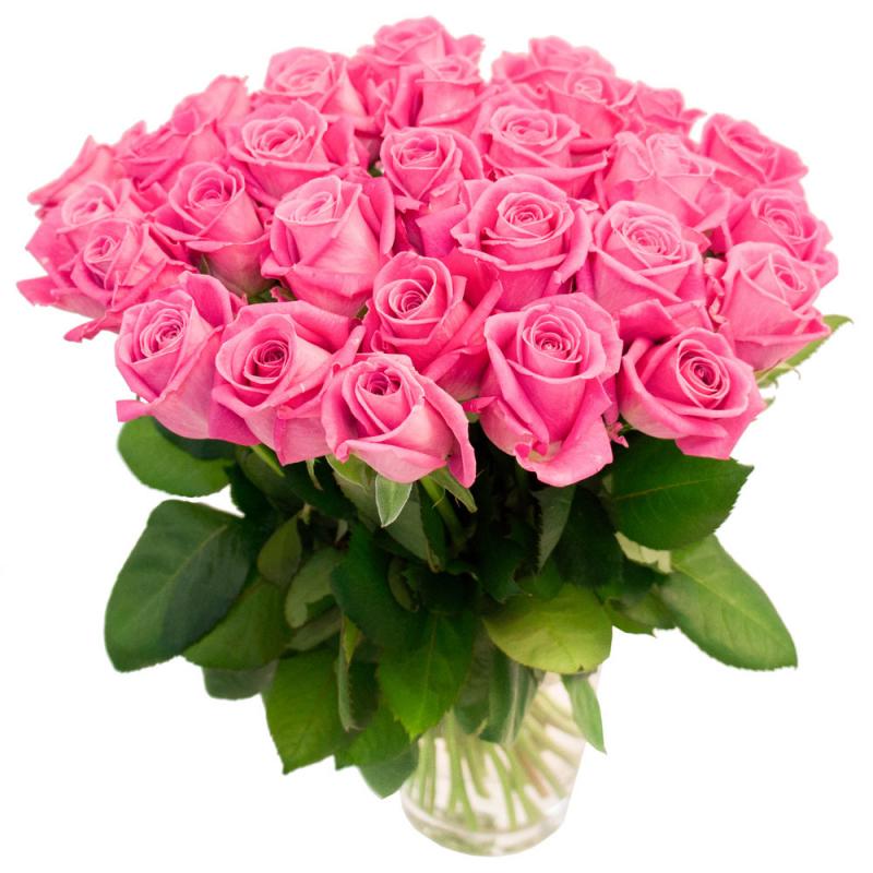 """Букет """"31 розовая роза"""" с доставкой"""
