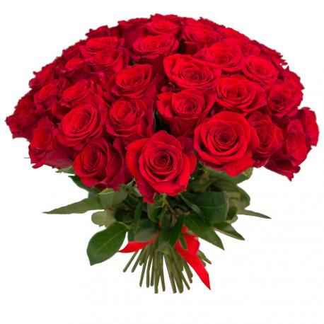 """Букет """"55 красных роз"""""""