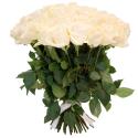 """Букет """"55 белых роз"""" купить"""