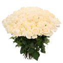 """Букет """"101 белая роза"""" купить"""