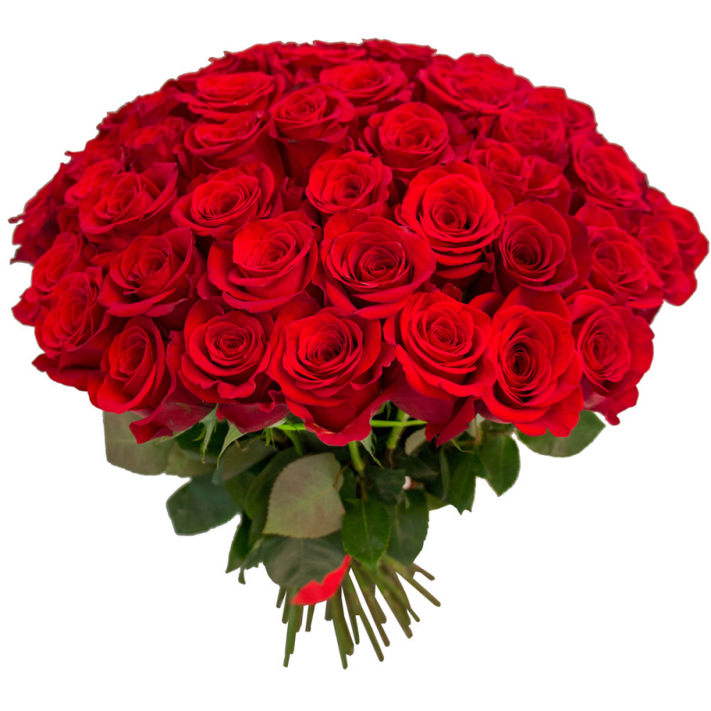 """Букет """"75 красных роз"""" с доставкой"""