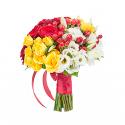 """Букет невесты """"Музыка цветов"""" купить"""