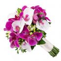 """Букет невесты """"Дикая орхидея"""" купить"""