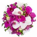 """Букет невесты """"Дикая орхидея"""" заказать"""