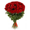 Букет из 31 красной розы (Россия)