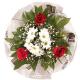 """Букет """"Фантазия"""" с эквадорской розой и хризантемой"""