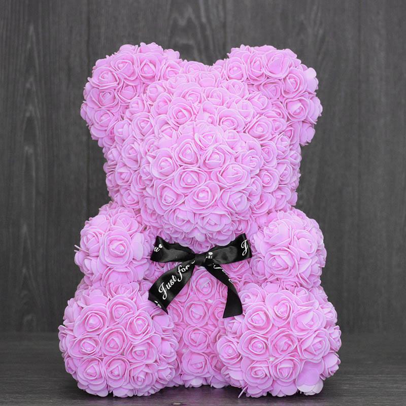 Медведь из роз с доставкой