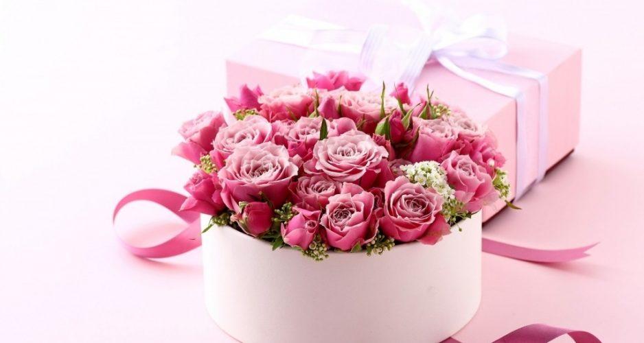 Цветы в коробке и их преимущества.
