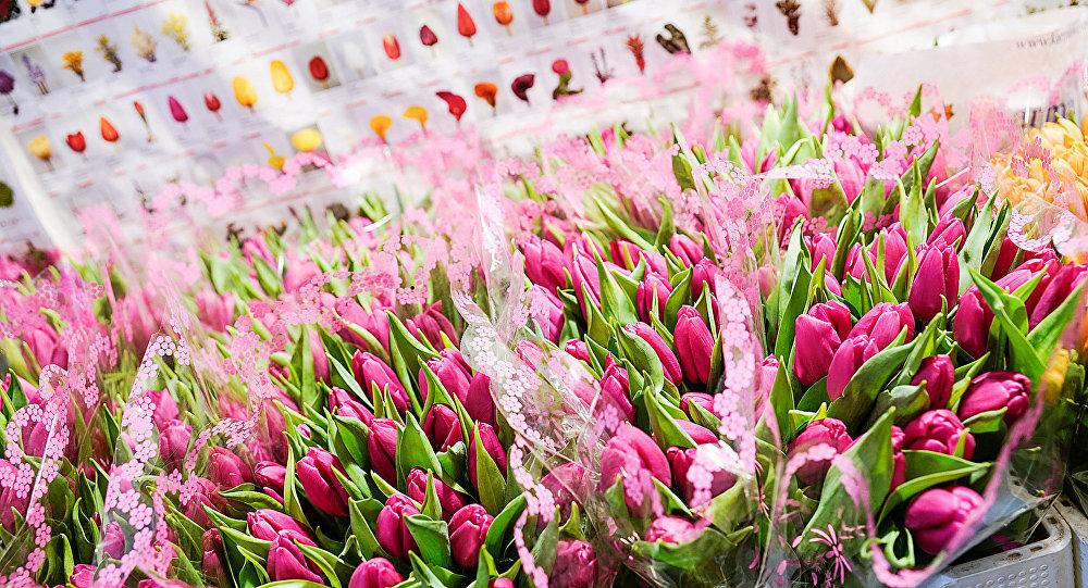 Дсотавка цветов в Спб