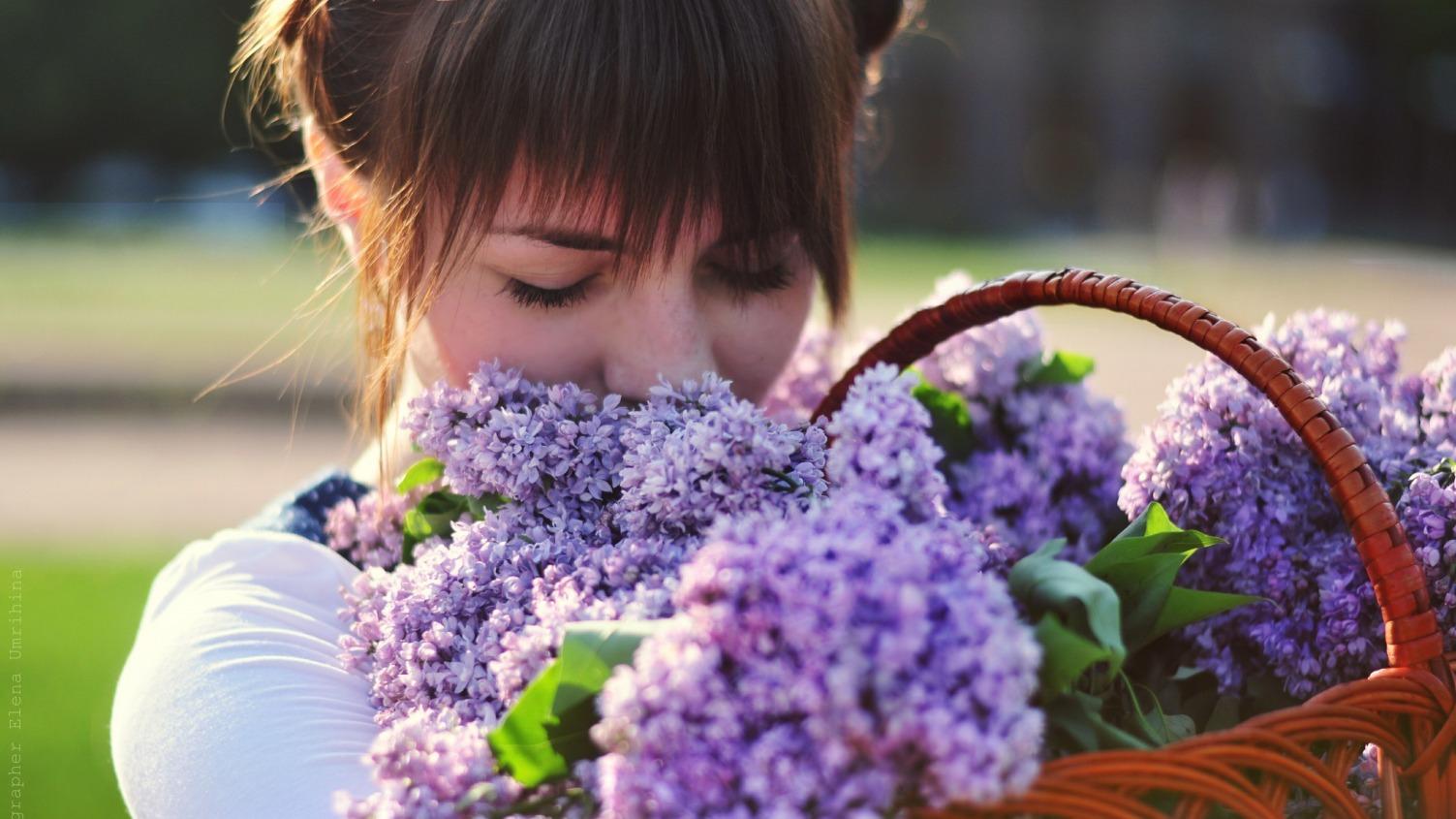 Запах цветов